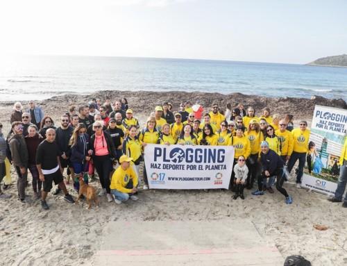 Primera edición de Plogging Tour España