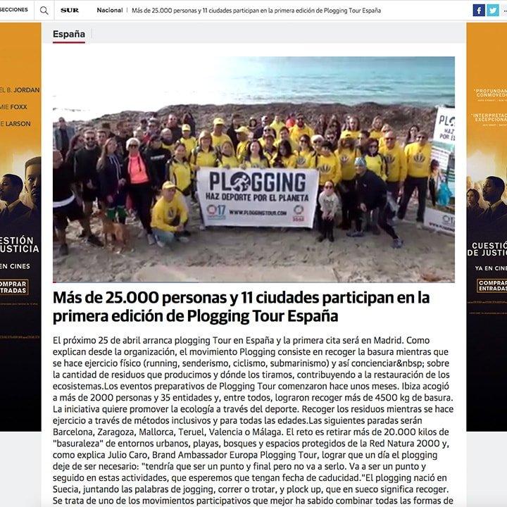 Prensa | Plogging Tour