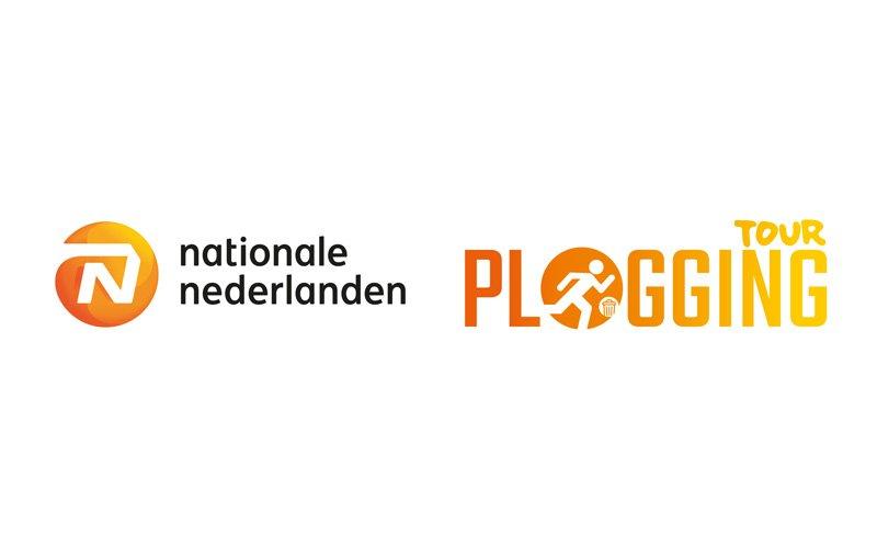 Logo plogging tour